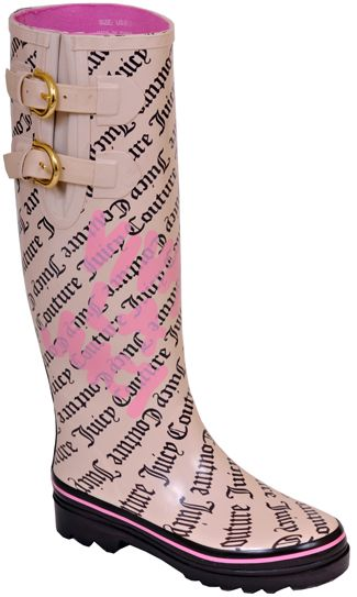 Viva La Juicy Rain Boots :)