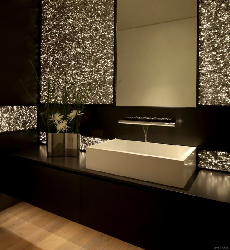 Best 25+ Bling bathroom ideas on Pinterest | Sparkly tiles ...