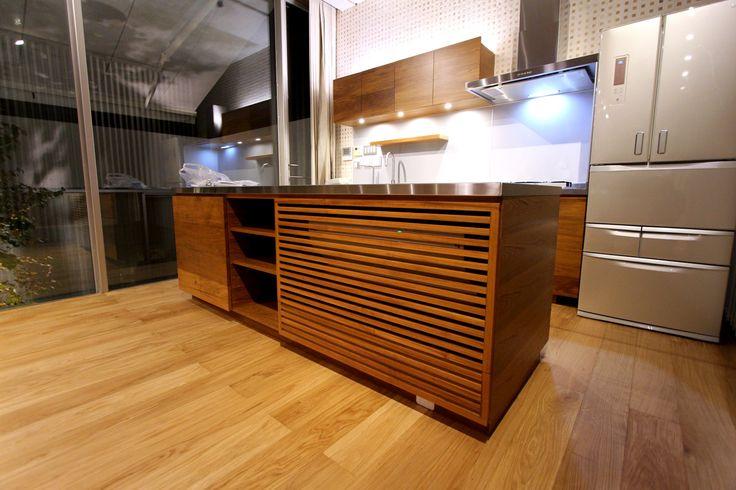 N邸 キッチンリフォーム   karf(カーフ)/blackboard(ブラックボード) 目黒・中目黒・つくばインテリア/家具/ビンテージ -