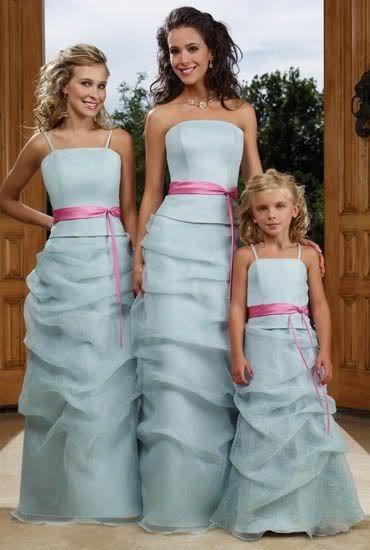 : Flowers Girls Dresses, Bridesmaid Dresses, Bride Maids Dresses, Bridesmaid, Dresses Colors, Modest Bridesmaid, Cyan Bridesmaid, Bridesmaid Gowns, Gatherings Bridesmaid