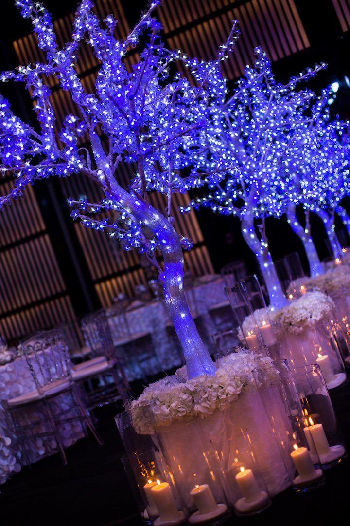 Dubai Wedding in a Winter Wonderland - MODwedding