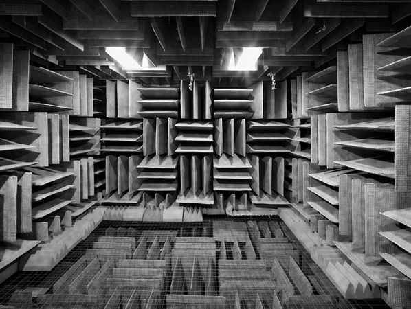 Best 25 Anechoic Chamber Ideas On Pinterest Soundproof
