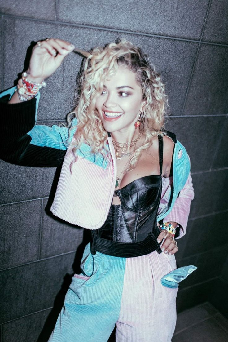 Pin by Keith Knowles on Rita ora in 2020 | Womens top