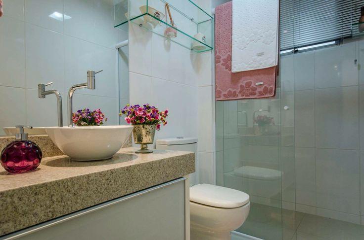 +1000 imagens sobre Decoração no Pintere -> Banheiro Decorado Com Tijolos De Vidro