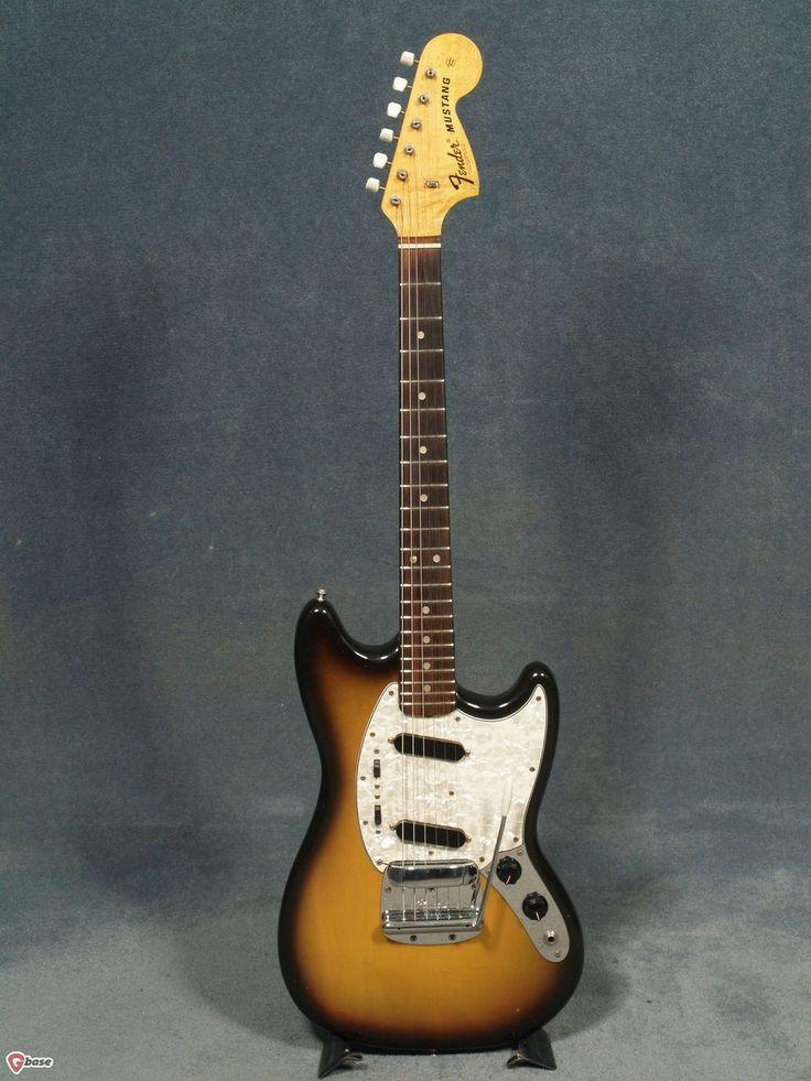 1971 Fender MUSTANG 71 Sunburst