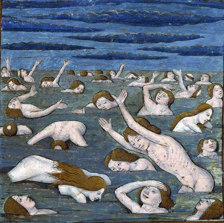 Guy Marchant, Punishment of the envious, 1493 [Compost et calendrier des bergers, Paris Angers, Bibliothèque municipale, SA 3390, fol. 34r