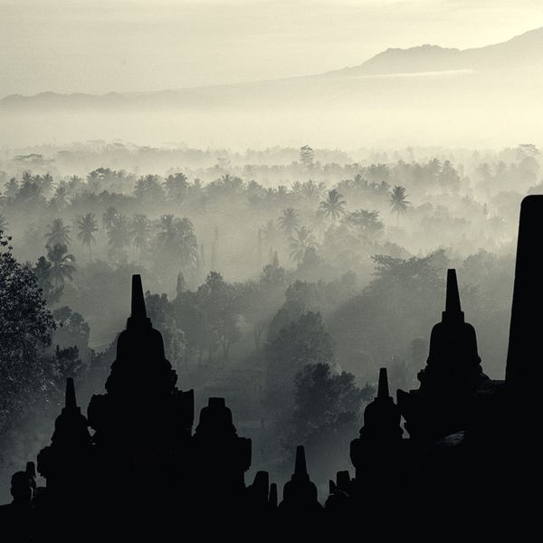 Borobudur Temple - Indonesia  just added Indonesia to a possible move to country...