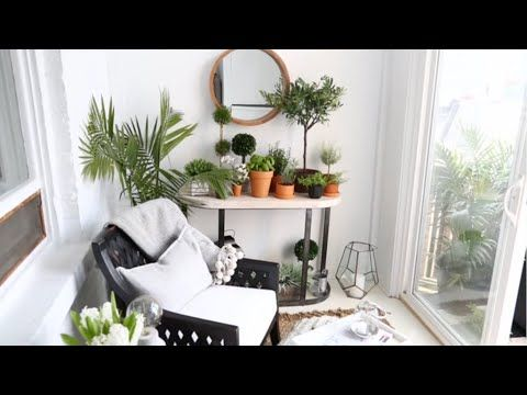 Before and After: This Small Sunroom Gets a Makeover | The Everygirl