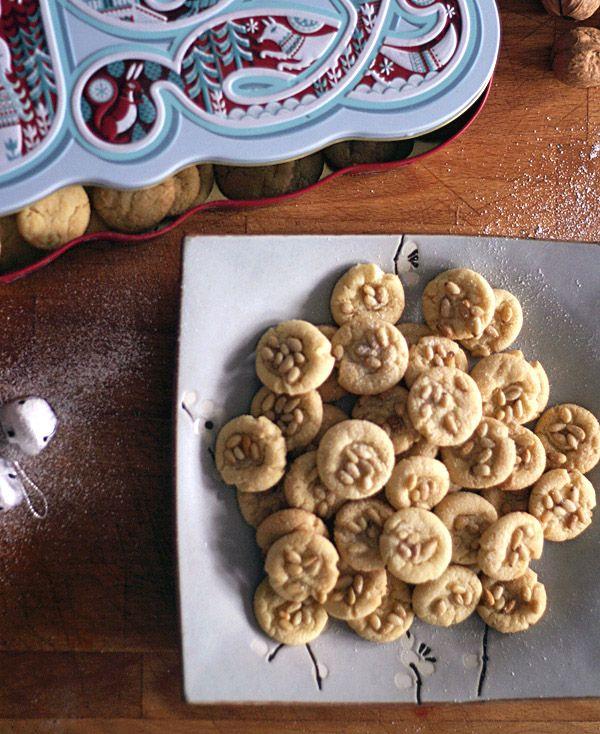Rezept auf italienische Weihnachtskekse