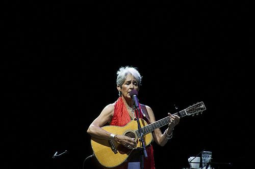 How To Go Gray Naturally  Joan Baez