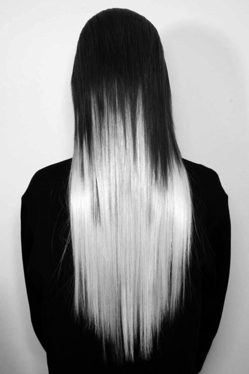 Monochrome Mixing source @beautifulhair