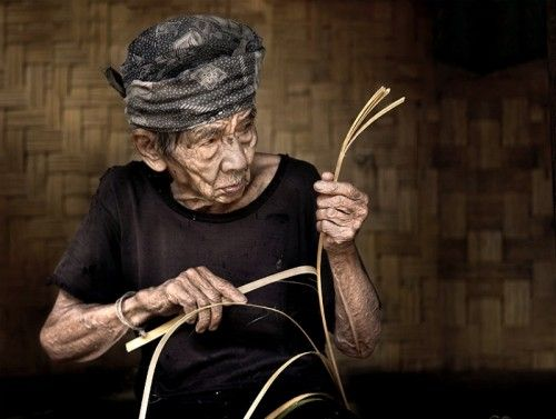 Baduy Portrait 1 by Andre Arment