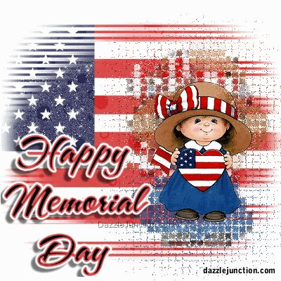 memorial day | Happy Memorial Day Weekend and Day!