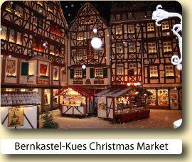 List & Dates of German Christmas Markets!!!