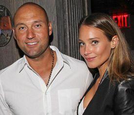 Report: Derek Jeter and Hannah Davis engaged