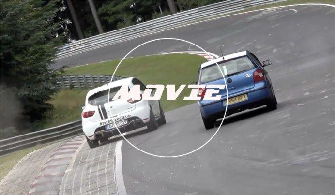 動画ニュルでのアクシデントあわやクラッシュと思われたもののギリギリ回避できた車のコンピレーション