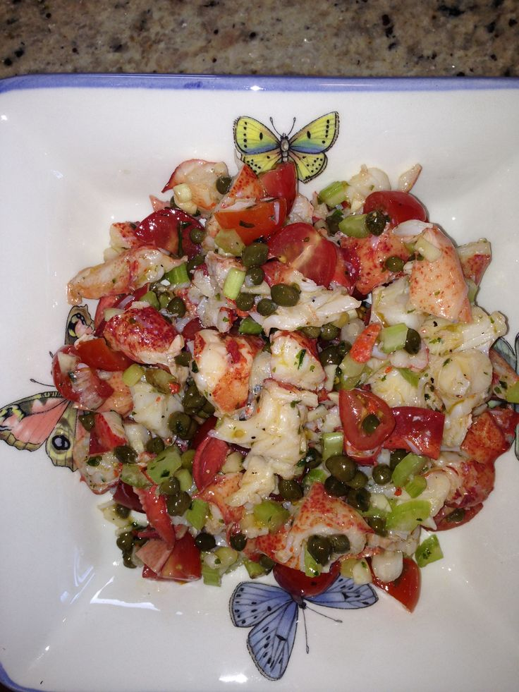 17 Best images about Lobster salad on Pinterest | Ina ...