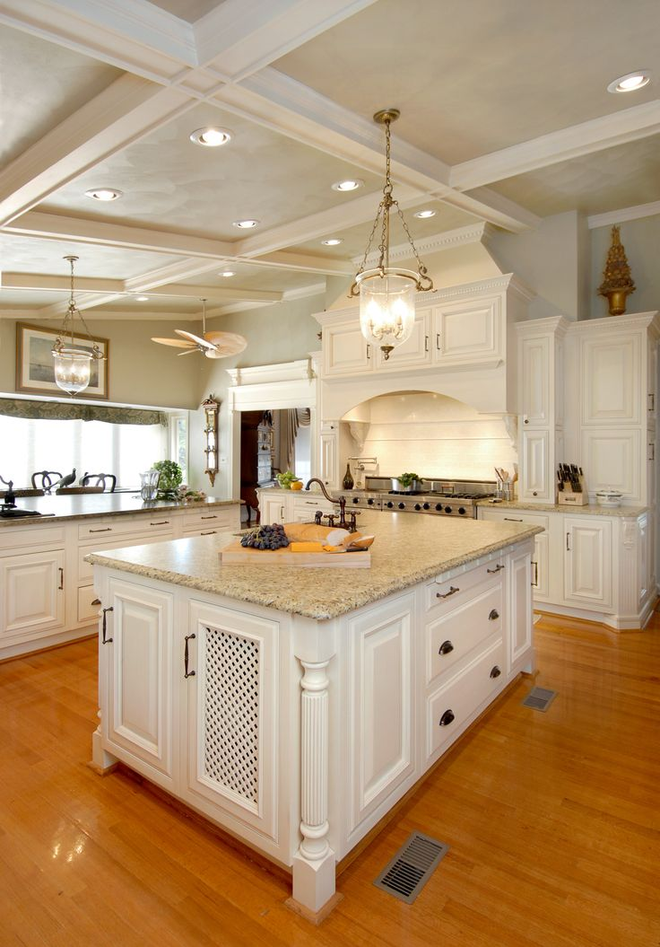 Custom Wood Products Kitchenisland Cabinets Like The