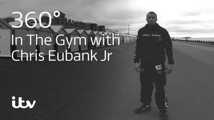 360° In The Gym with Chris Eubank Jr | ITV Box Office
