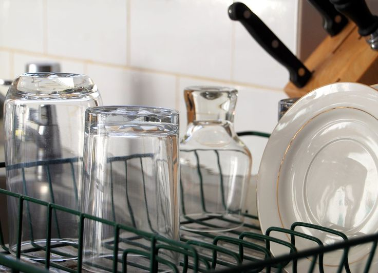 Traditional Dish Racks, Small Spaces And Small
