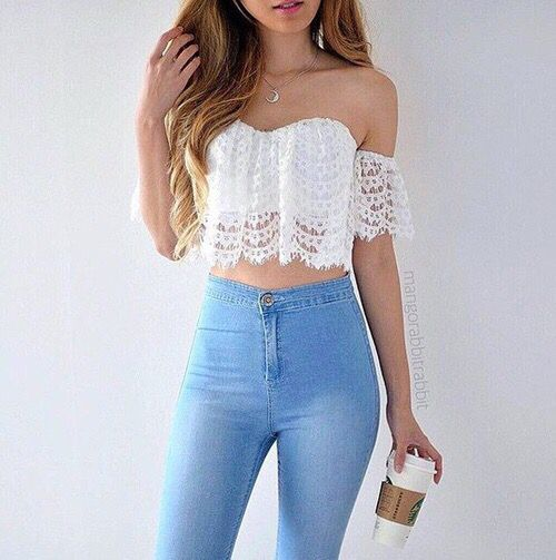 50 Fresh Ways to Wear High-Waisted Jeans