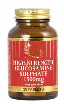 Vega High Strength Glucosamine Sulphate 1500mg Vega High Strength Glucosamine Sulphate 1500mg 30 Tablets: Express Chemist offer fast delivery and friendly, reliable service. Buy Vega High Strength Glucosamine Sulphate 1500mg 30 Tablets online from http://www.MightGet.com/january-2017-11/vega-high-strength-glucosamine-sulphate-1500mg.asp