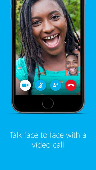 Skype for iPhone by Skype Communications S.a.r.l