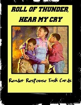an analysis of the roll of thunder hear my cry by mildred d taylor