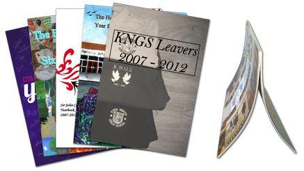 Softback Yearbooks