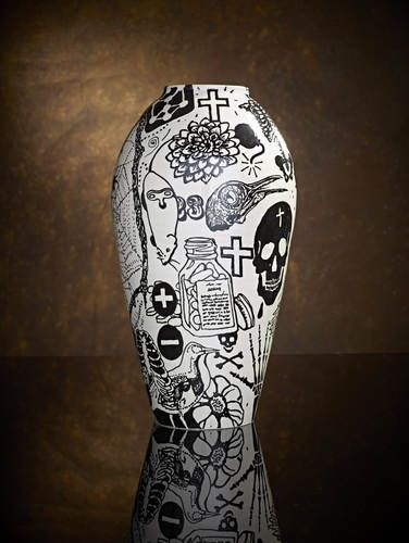 Dan Baldwin   Art   Ceramics   Vases