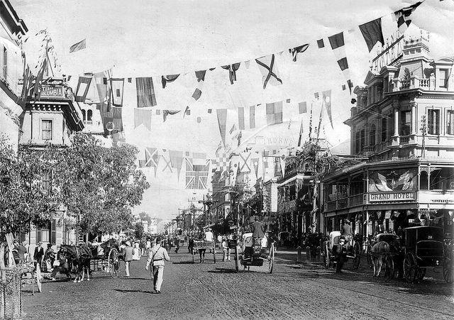 Adderley Street, Cape Town 1904| Flickr - Photo Sharing!