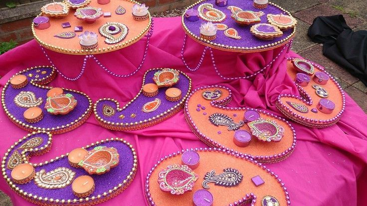 Mehndi Plates For Sale : Best images about mehndi plates on pinterest