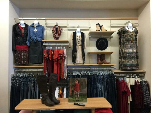 How To Merchandise A Retail Clothing Store