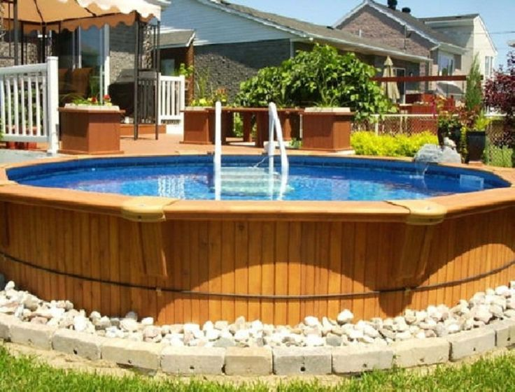 Intex Above Ground Pool Landscaping Ideas 89 best intex pool images on pinterest | backyard ideas, patio