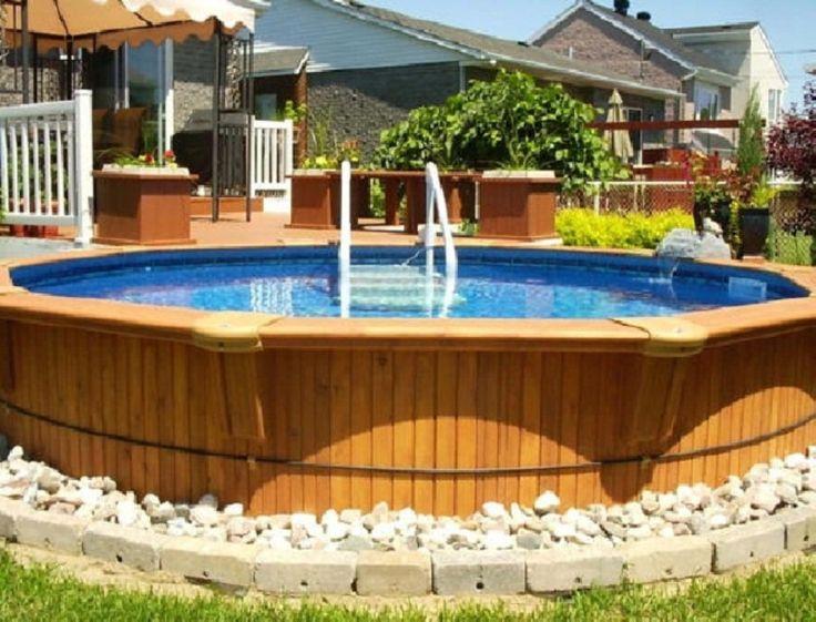 designs intex pools deck - Intex Above Ground Pool Decks
