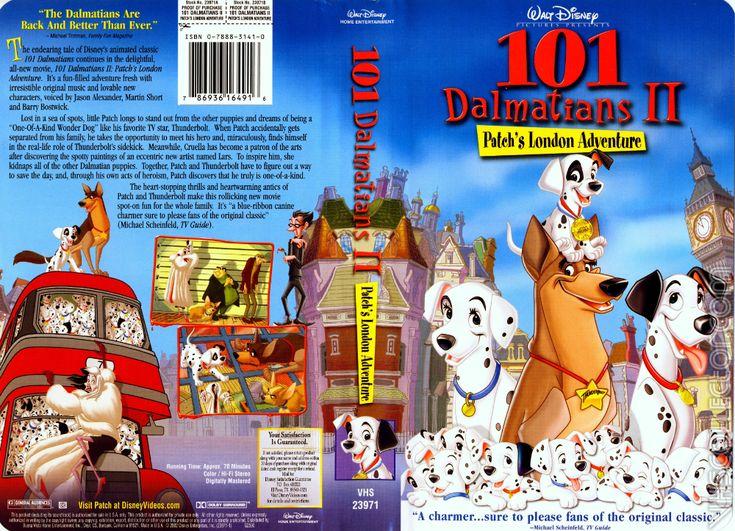 101 Dalmatians Ii Patch S London In 2020 Dalmatian 101