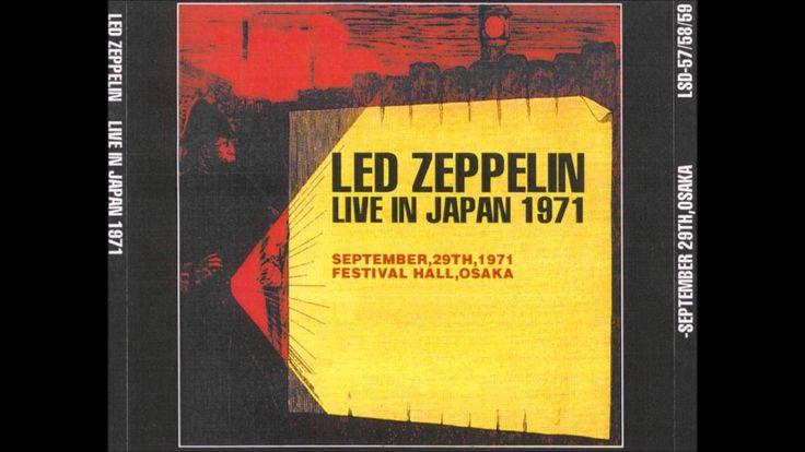 Led Zeppelin: Live in Osaka 1971