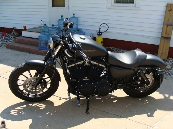 Google Harley Davidson Sportster