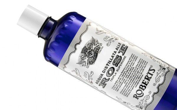 Acqua di rose Roberts un tonico perfetto per la pulizia quotidiana del viso. Profumata e delicata sulla pelle l'acqua di rose è un prodotto da avere sempre in casa