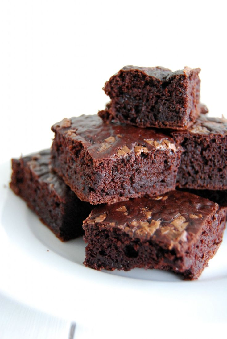 Kidneybohnen - Brownies