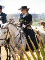 Trajes de Portugal: Traje Português de Equitação - Feminino