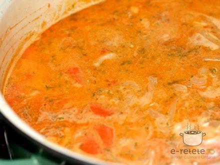 Supa de varza. Imagini pas cu pas pentru supa de varza