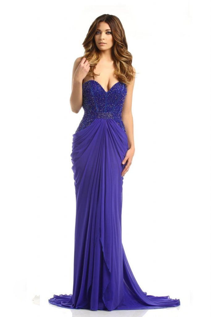 Mejores 35 imágenes de 35 Various Styles Of Evening Prom Dresses ...