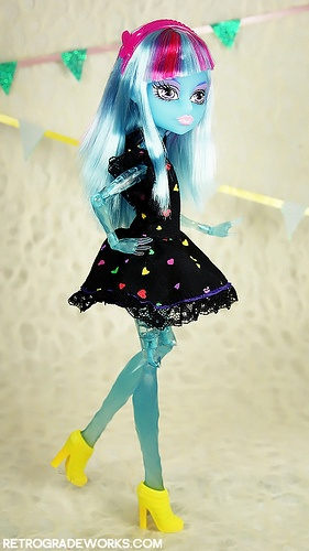 Monster High Ice and Blob Girls :D