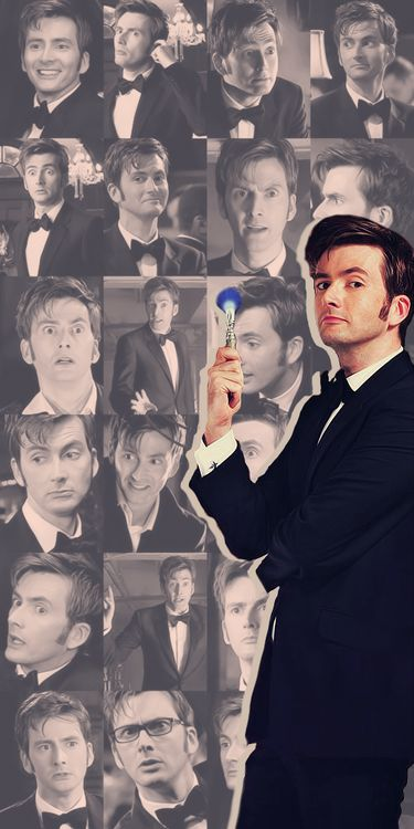 This is all from one episode. His facial expressions <3