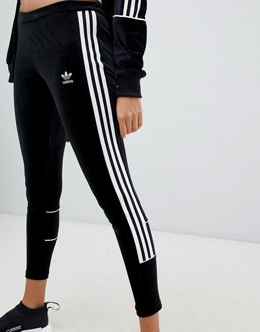 leggings adidas velour