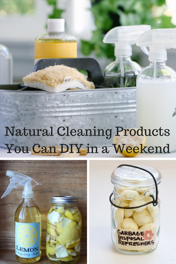 With the rise of zero waste and green living lifestyles, the search for natural cleaning products is on! Here are some of my favorite, easy to make, go-to products.
