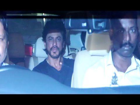 Shahrukh Khan at special screening of DEAR ZINDAGI movie.