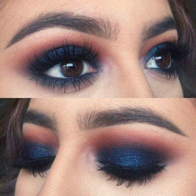 Caramel Cheesecake Dip Recipe Blue Makeup Wedding Makeup Blue Blue Eyeshadow Makeup