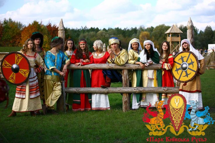 Kievan Rus Clothing | The Historical and Cultural Center of Kievan Rus